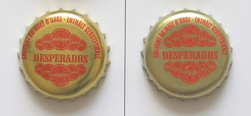 Difference Desperados Desper10