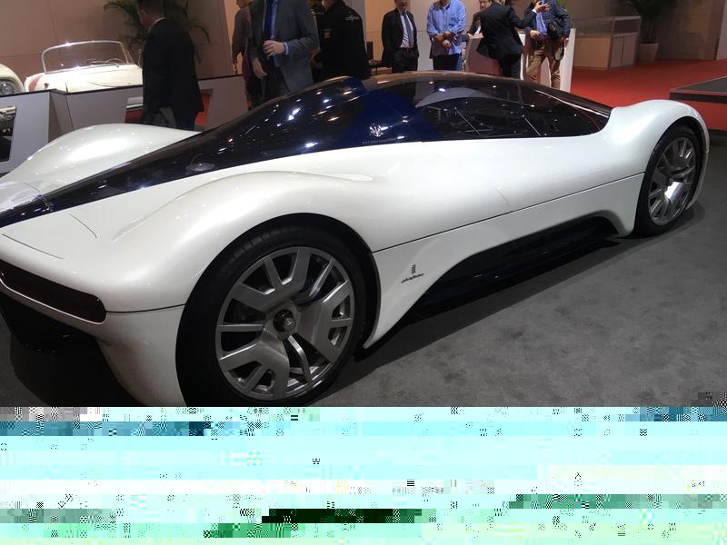 2018 - (Suisse) Salon de l'Automobile de Genève - Page 6 Img_1811