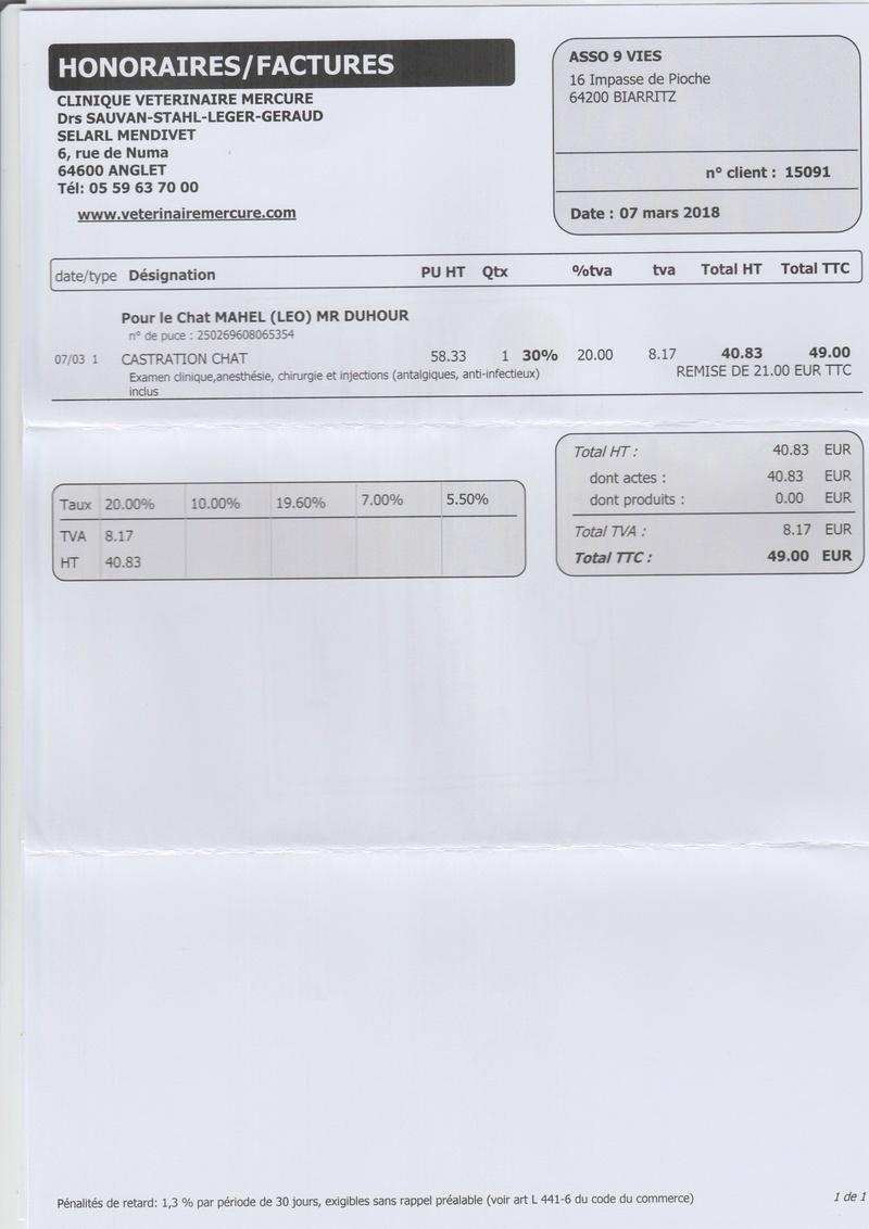 Castration Mahel ( Clinique Mercure  ) Numeir91