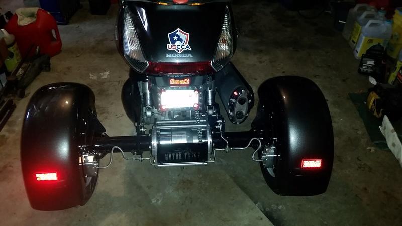 My New SWing Trike Scoot411