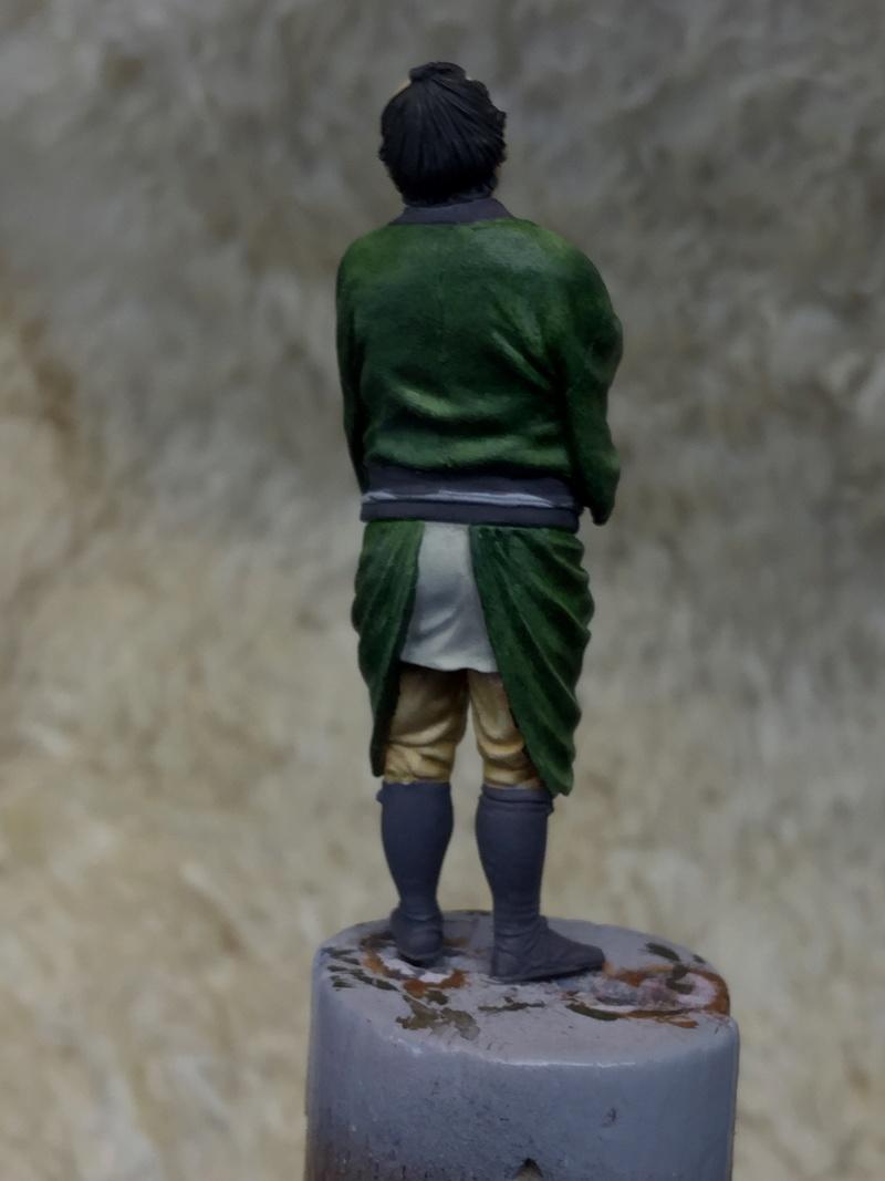 "Samurai in 1/20 aus dem Film ""Die sieben Samurai"" Img_3814"