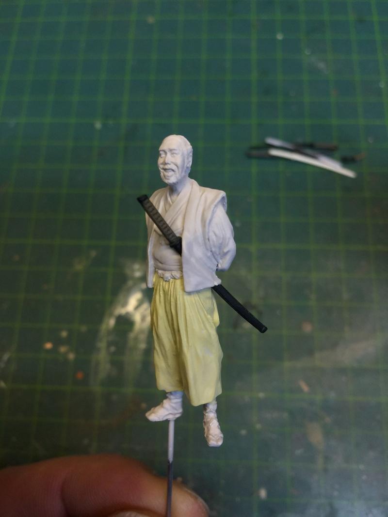 Samurai in 1/30 (Gorobei) Img_4112