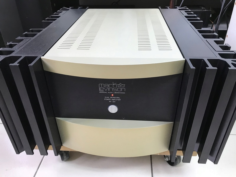 Mark Levinson No 331 Dual Monaural Power Amplifier (Used) SOLD