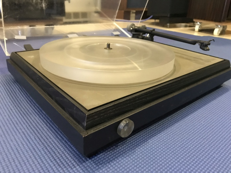 Pink Triangle LPT GT Belt-driven Turntable with Goldring MM Cartridge (Used) Img_4212