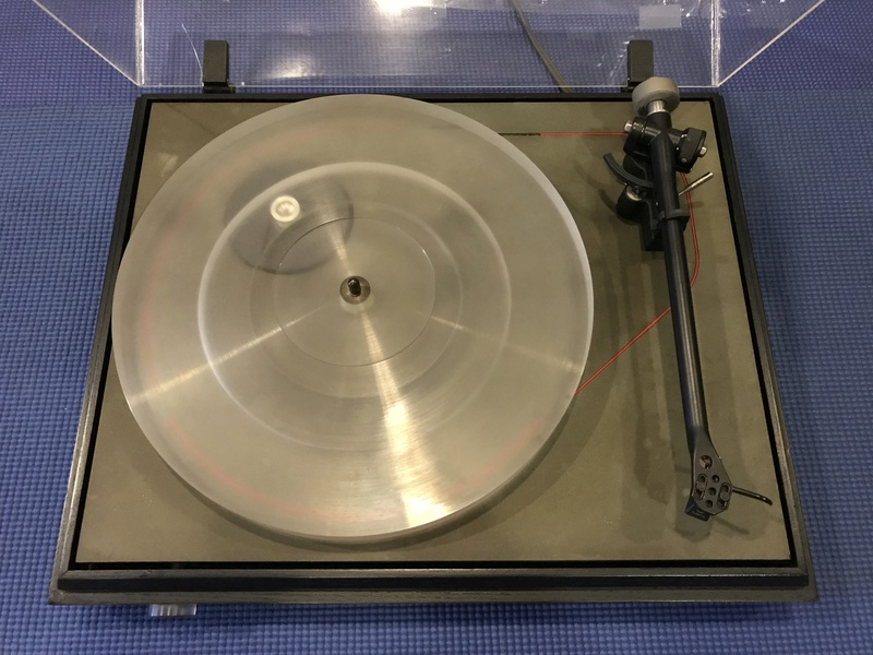 Pink Triangle LPT GT Belt-driven Turntable with Goldring MM Cartridge (Used) Img_4213
