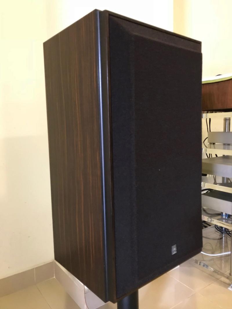 Yamaha Deluxe Version NS-1000 Speakers, Ebony Wood (Used) SOLD Img_4610