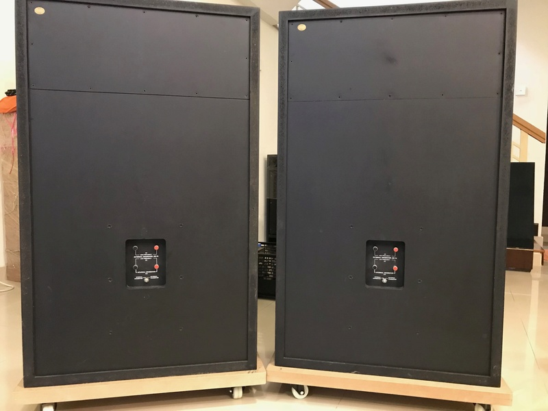 JBL 4344 Professional Series Studio Monitor Speakers, [Very rare item] (Used) Img_5416