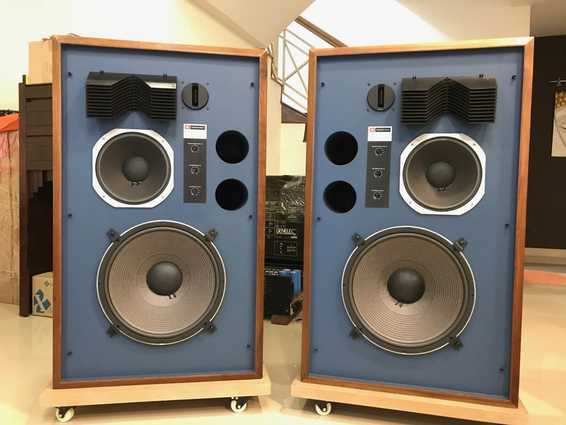 JBL 4344 Professional Series Studio Monitor Speakers, [Very rare item] (Used) Img_5417
