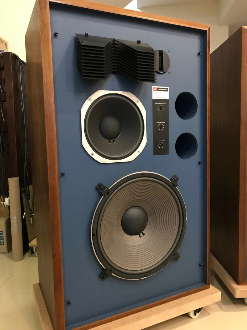 JBL 4344 Professional Series Studio Monitor Speakers, [Very rare item] (Used) Img_5418