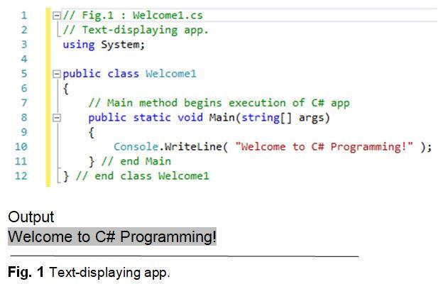 مدخل البرمجة بلغة السى شارب وتطبيقات الكونسول Console Applications   113