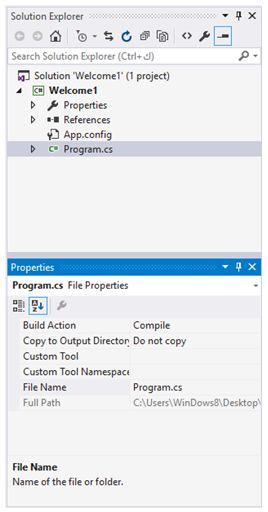 مدخل البرمجة بلغة السى شارب وتطبيقات الكونسول Console Applications   513