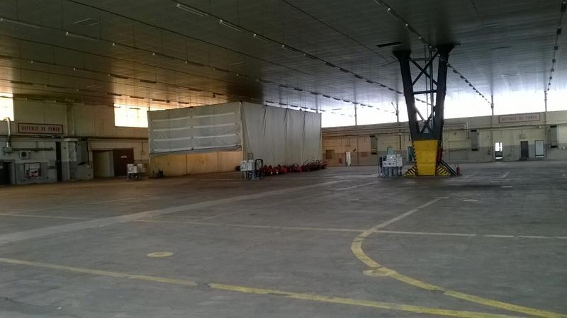 Aéroport d'Ebur Hangar10