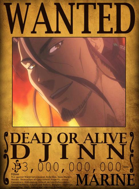 Wanted Board Djinn10