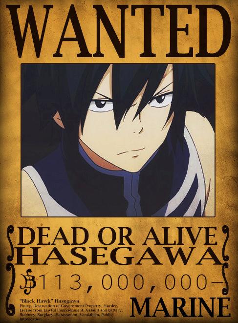 Wanted Poster Drawing Board Hasega10