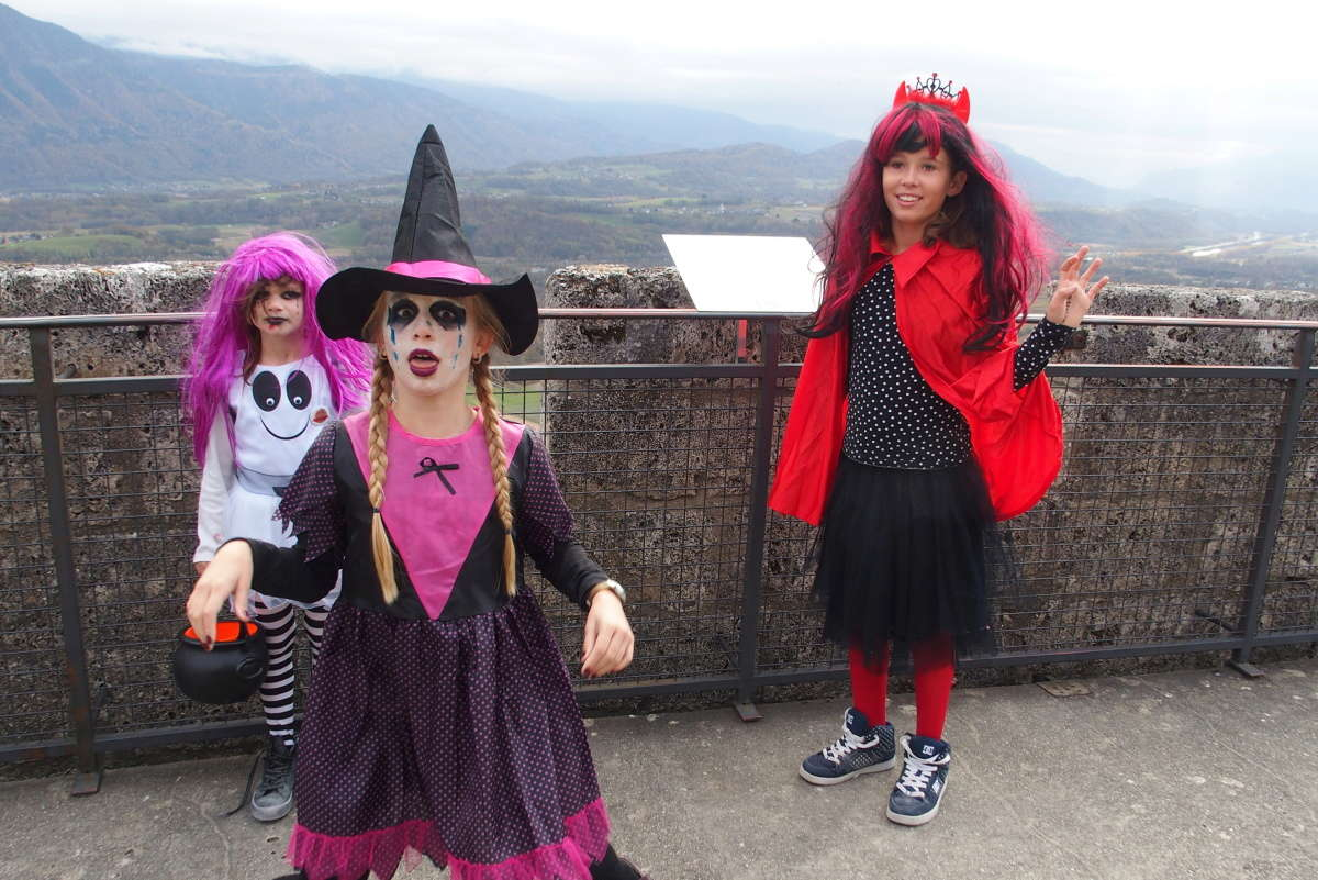 Halloween à Miollan  Pa300013