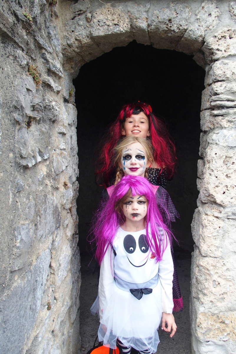 Halloween à Miollan  Pa300015