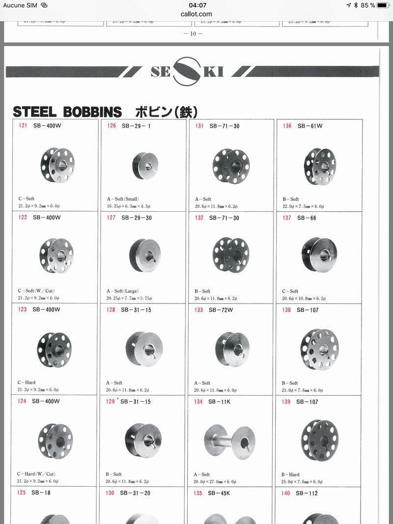 Catalogue de canettes SEKI Fd715f10