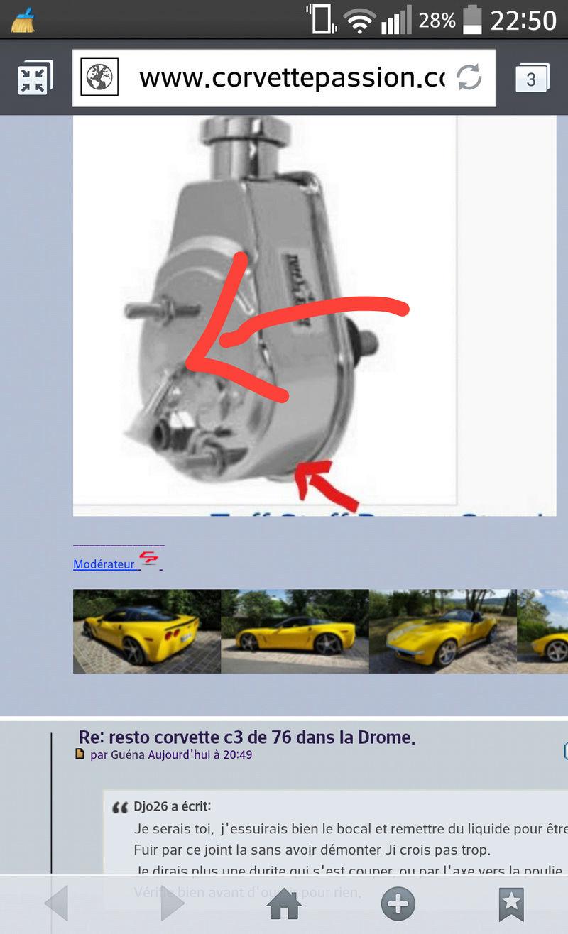 resto corvette c3 de 76 dans la Drome. - Page 33 2018-024