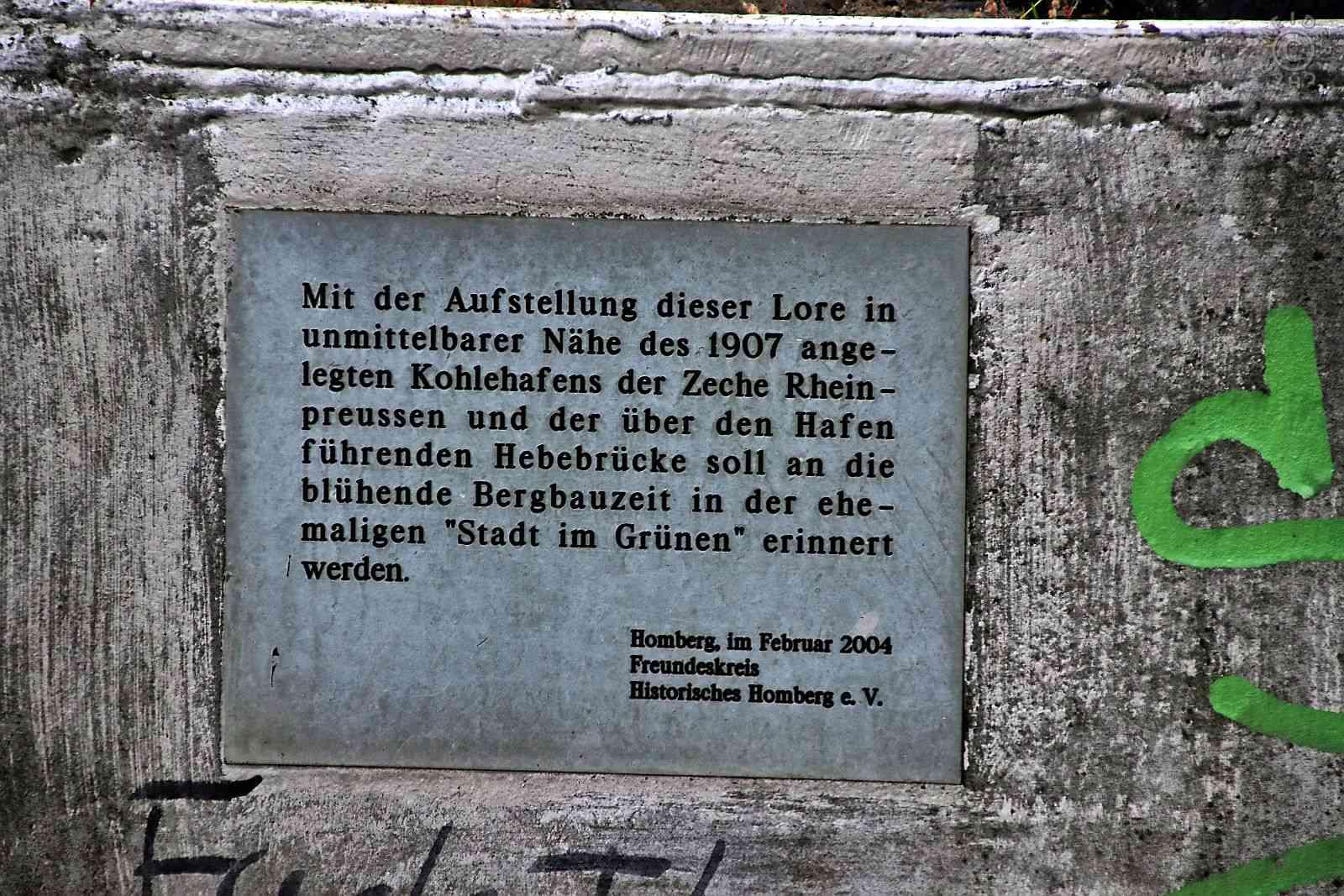 Zeche Rheinpreußen Schacht 1 214