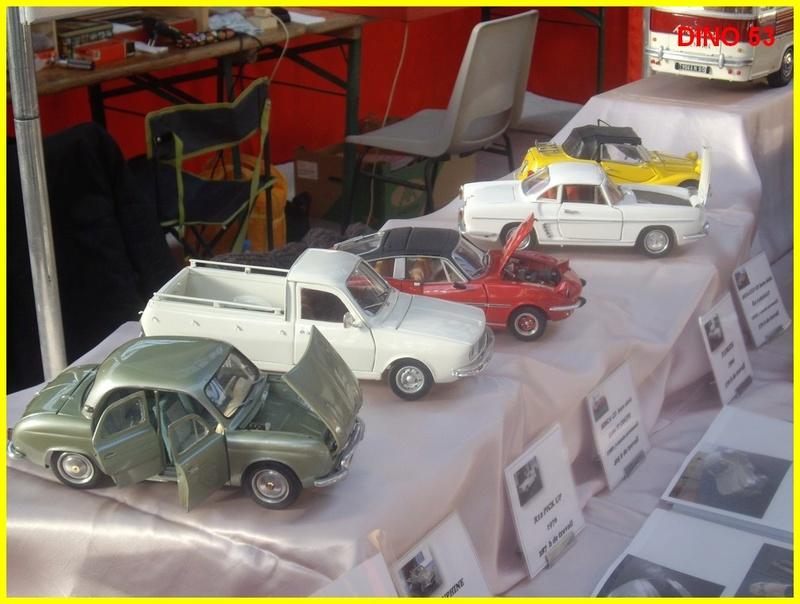 9ème Salon de la Maquette et du Modélisme à MONTREUIL JUIGNE (49) Club A3MJ  Dino5318