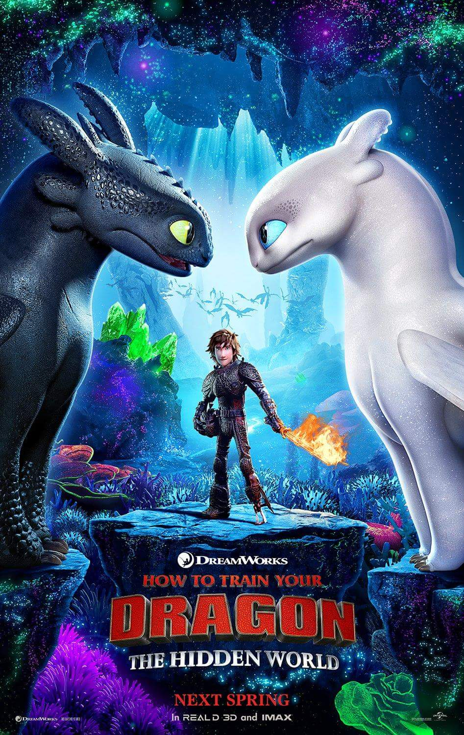 Dragons 3 [Topic officiel, avec spoilers] DreamWorks (2019) - Page 19 Fb_img12