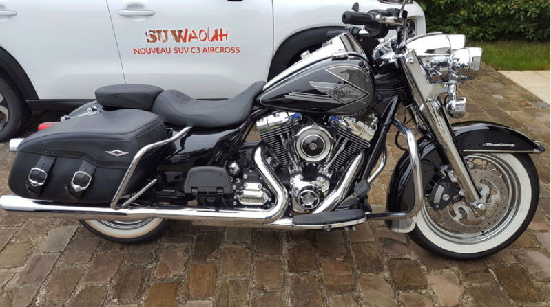 Road King uniquement, combien sur Passion-Harley  Alarig10