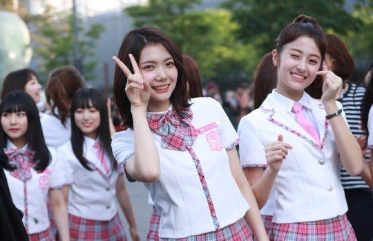 [DISCUSSION] Official Produce 48 Thread Kaeun113