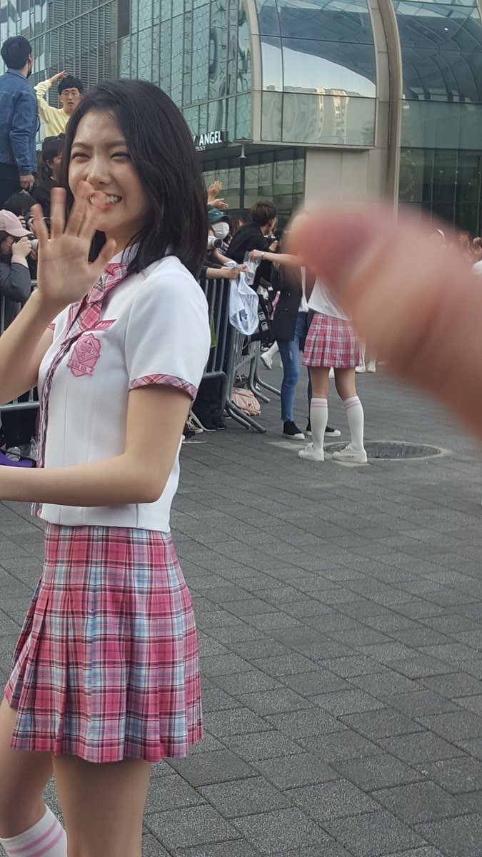 [DISCUSSION] Official Produce 48 Thread Kaeun210