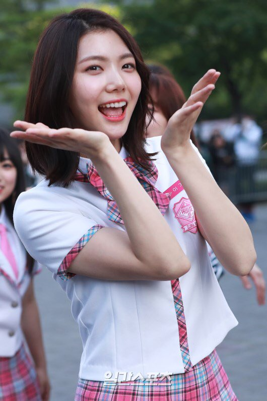 [DISCUSSION] Official Produce 48 Thread Kaeun213