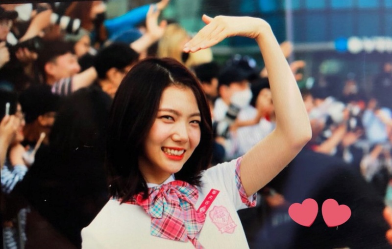 [DISCUSSION] Official Produce 48 Thread Kaeun215
