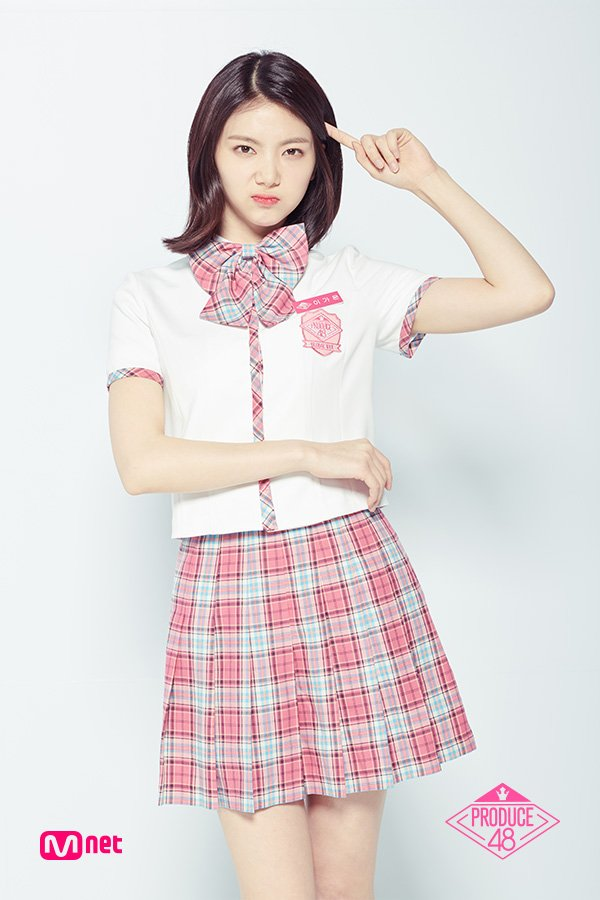 [DISCUSSION] Official Produce 48 Thread Kaeun313