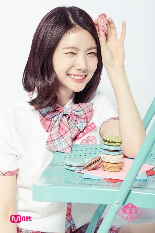 [DISCUSSION] Official Produce 48 Thread Kaeun315