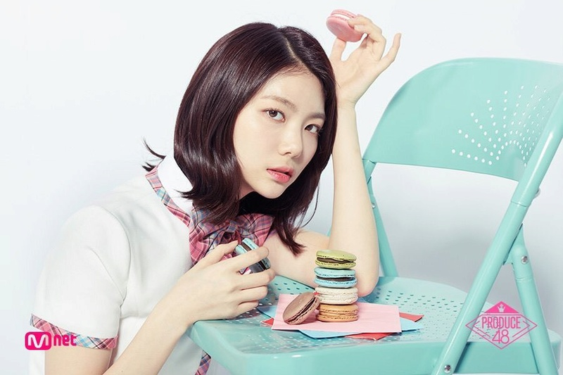 [DISCUSSION] Official Produce 48 Thread Kaeun316