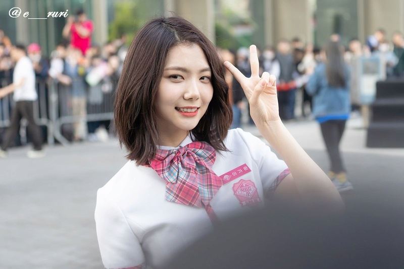 [DISCUSSION] Official Produce 48 Thread Kaeun319