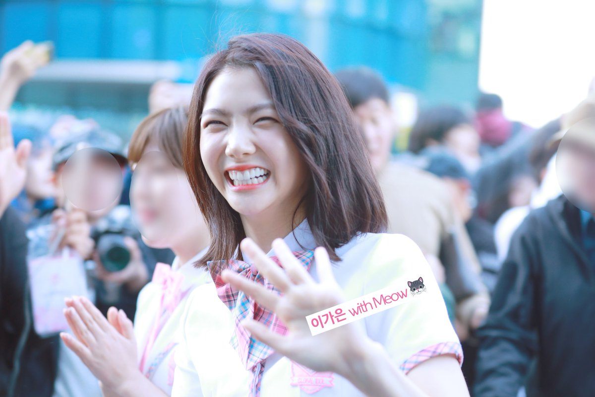[DISCUSSION] Official Produce 48 Thread - Page 2 Kaeun320