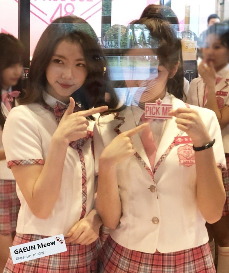 [DISCUSSION] Official Produce 48 Thread Kaeun410