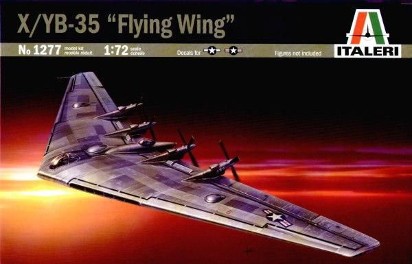 Les géants des airs : Le Northrop YB-49 [Italeri 1/72] 01081310