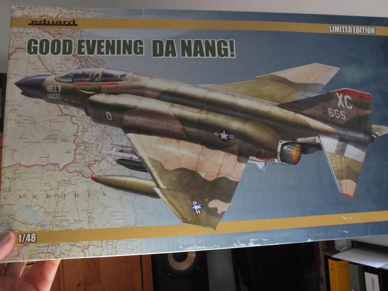 Le F4 C en camo guerre du Vietnam... S0232010
