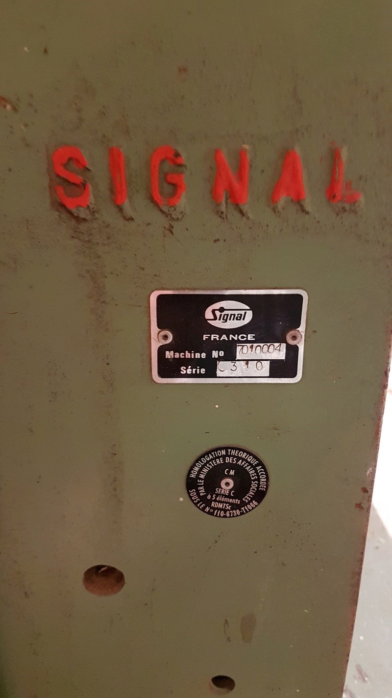 notice combiné Signal C210 20180313