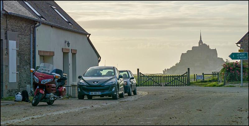 Mont ST Michel + Bretagne For0211