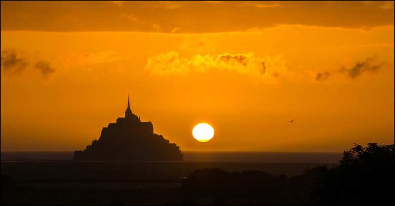 Mont ST Michel + Bretagne For0310