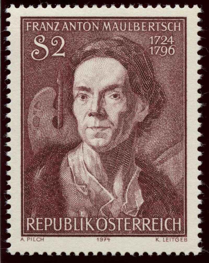 Österreich, Briefmarken der Jahre 1970 - 1974 - Seite 4 Ank_1412
