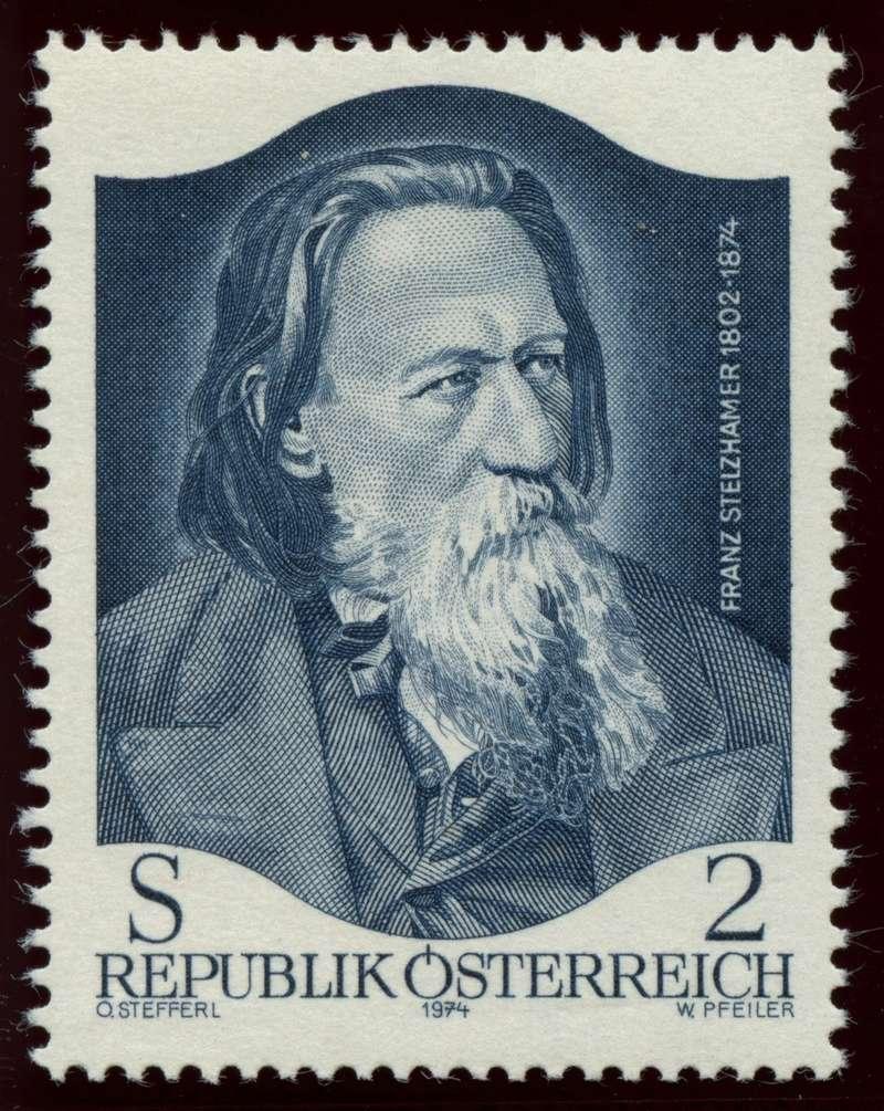 Briefmarken - Österreich, Briefmarken der Jahre 1970 - 1974 - Seite 5 Ank_1418