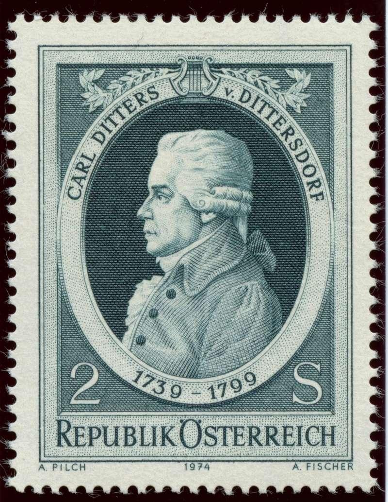Briefmarken - Österreich, Briefmarken der Jahre 1970 - 1974 - Seite 5 Ank_1431