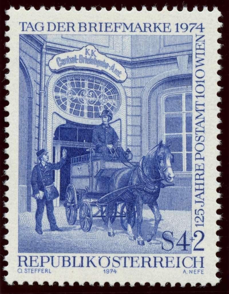 Briefmarken - Österreich, Briefmarken der Jahre 1970 - 1974 - Seite 5 Ank_1432