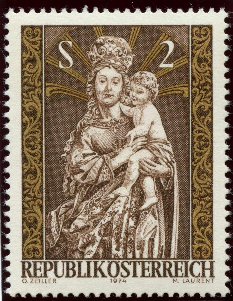Briefmarken - Österreich, Briefmarken der Jahre 1970 - 1974 - Seite 5 Ank_1433