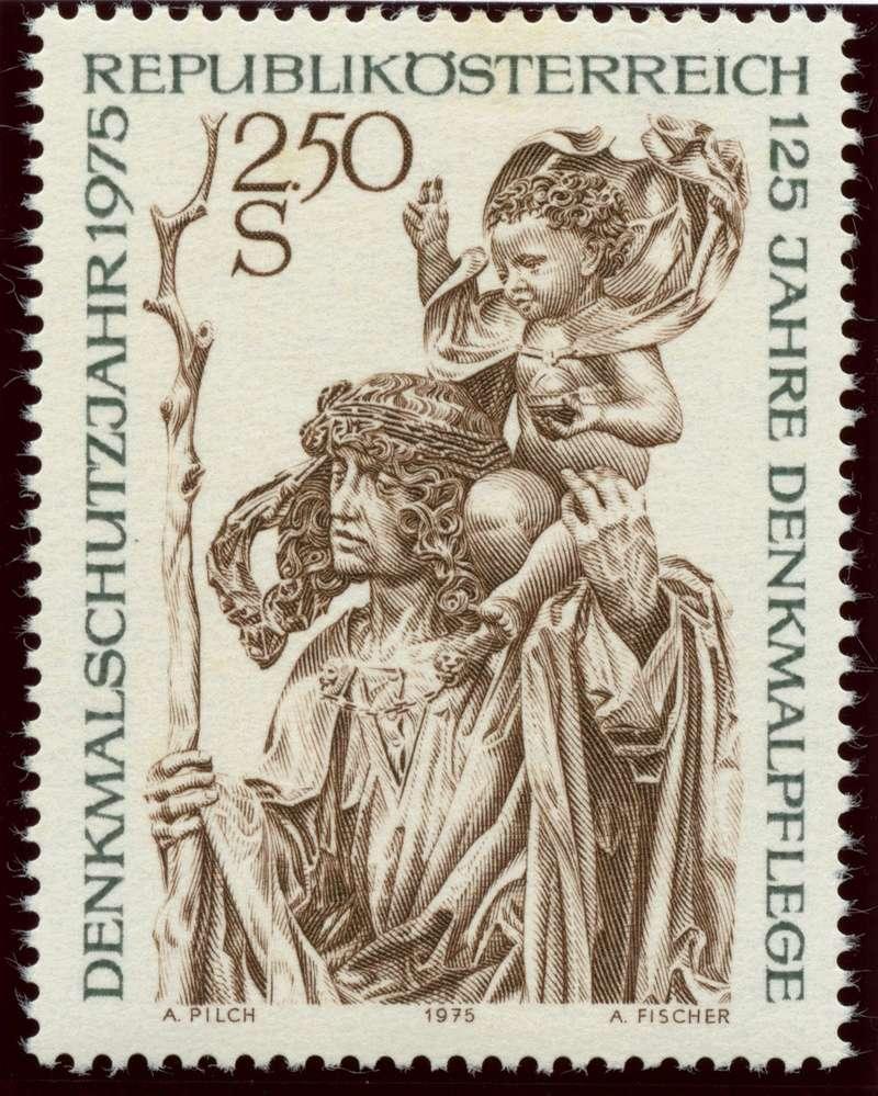 Österreich, Briefmarken der Jahre 1975 - 1979 Ank_1435