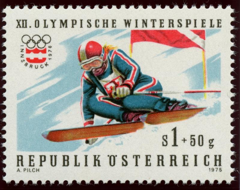 Österreich, Briefmarken der Jahre 1975 - 1979 Ank_1436