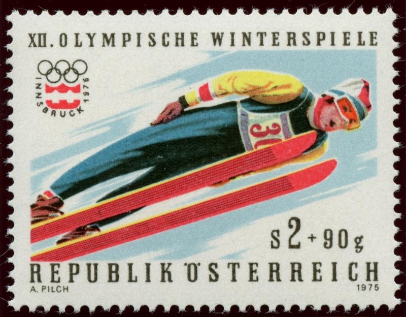 Österreich, Briefmarken der Jahre 1975 - 1979 Ank_1511