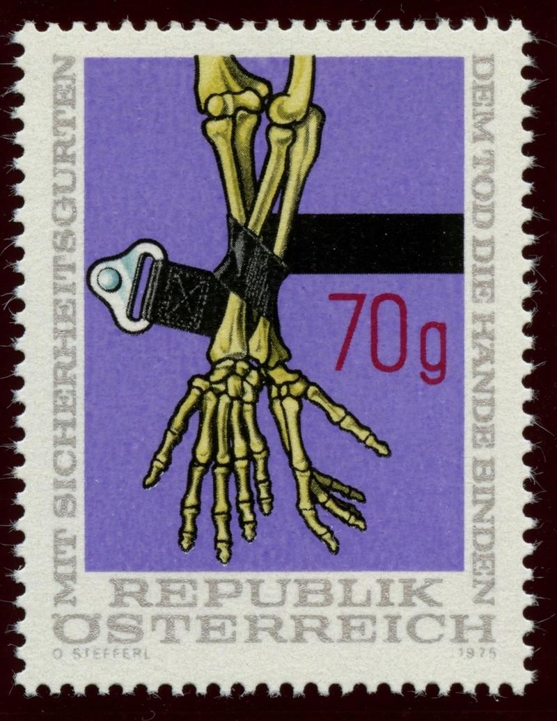 Österreich, Briefmarken der Jahre 1975 - 1979 Ank_1513